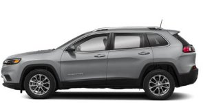 Jeep Cherokee Latitude Plus 4x4 2020