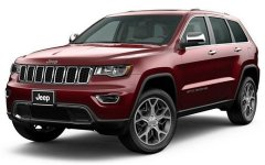 Jeep Cherokee Limited AWD 2020