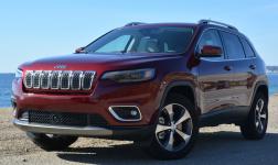 Jeep Cherokee Overland V6 AWD 2019