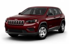 Jeep Cherokee Sport AWD 2019