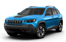 Jeep Cherokee Traihawk Elite 2019
