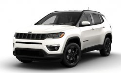 Jeep Compass Latitude 2021