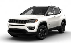 Jeep Compass Latitude 4x4 2021