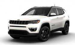 Jeep Compass Latitude 4x4 2021