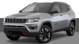 Jeep Compass Trailhawk 4x4 (O) 2019