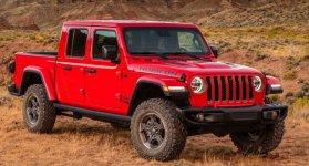 Jeep Gladiator Hercules 2021