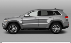 Jeep Grand Cherokee Overland D 2018