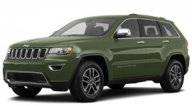 Jeep Grand Cherokee SRT 4x4 2020
