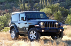 Jeep Wrangler JL Rubicon 2 Door V6 2018