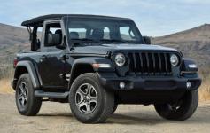 Jeep Wrangler JL Sport 2 Doors 2018