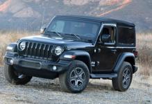 Jeep Wrangler JL Sport S 2 Door V6 2018