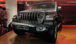 Jeep Wrangler Unlimited 2.0 4x4 2019