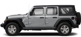 Jeep Wrangler Unlimited Sahara 4dr 4x4 2019