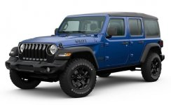 Jeep Wrangler Unlimited Willys Sport 4x4 2020