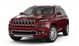 Jeep Cherokee Latitude Plus 4x4 2021