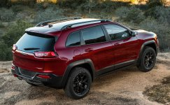 Jeep Cherokee Trailhawk 3.2L