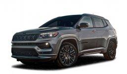Jeep Compass Latitude LUX 2022