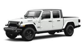 Jeep Gladiator Willys Sport 2021