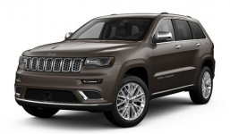 Jeep Grand Cherokee 80th Anniversary 2021