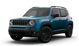 Jeep Renegade Upland Edition 2021