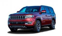 Jeep Wagoneer Series 2 2022