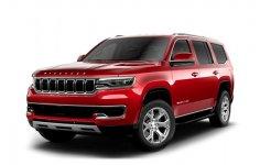Jeep Wagoneer Series III 2022
