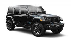 Jeep Wrangler 4xe Hybrid 2022