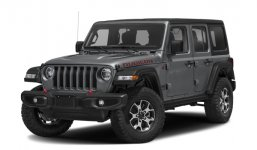 Jeep Wrangler Unlimited Rubicon 4x4 2021