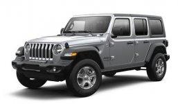 Jeep Wrangler Unlimited Sahara 4x4 2021