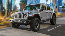 Jeep Wrangler Unlimited Sahara 4xe plug-in hybrid 2022