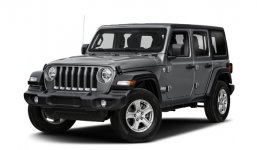 Jeep Wrangler Unlimited Sport 4x4 2021