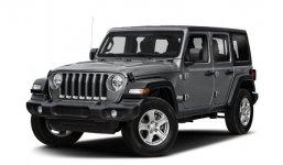 Jeep Wrangler Unlimited Sport 2022
