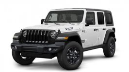 Jeep Wrangler Unlimited Willys 2022
