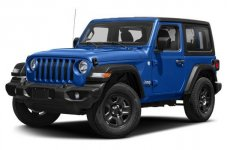 Jeep Wrangler Willys 4x4 2021