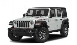 Jeep Wrangler Unlimited Rubicon 2022