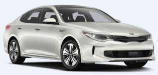 Kia Optima Plug-In Hybrid EX Auto 2020