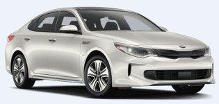 Kia Optima Plug-In Hybrid EX Auto 2020
