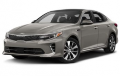 Kia Optima SXL Turbo 2018