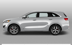 Kia Sorento EX Turbo AWD 2018