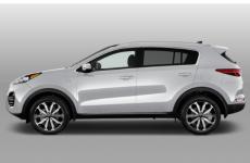 Kia Sportage EX Tech AWD 2018