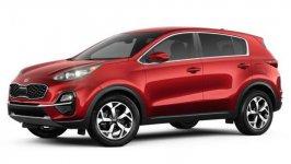 Kia Sportage LX AWD 2021