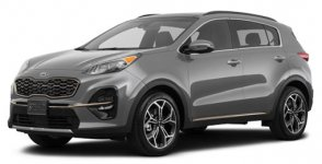 Kia Sportage SX Turbo AWD 2020