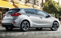 Kia Cerato 1.6L Top Hatchback