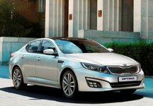 Kia Optima 2.4L Base