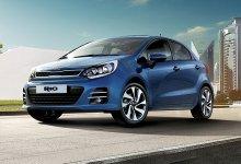 Kia Rio 1.4L Base Hatchback