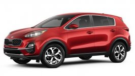 Kia Sportage SX Turbo AWD 2021