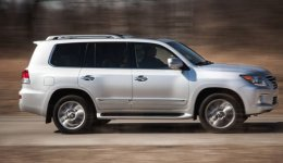 Lexus LX-Series 570 Prestige Intrepid 2015