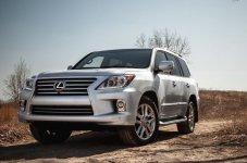 Lexus LX-Series 570 Platinum 2015