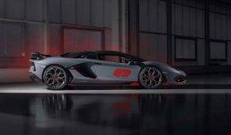 Lamborghini Aventador SVR Track-Only Edition 2021