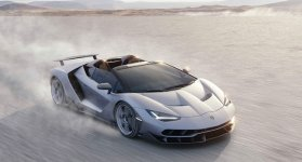 Lamborghini Centenario Roadster 2020
